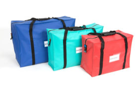 CCBX4 - Multi trip security bags